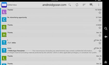 Smart Mail 1.0 دانلود نرم افزار مدیریت ایمیل