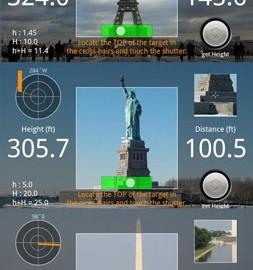 Smart Measure Pro 2.5.8 دانلود نرم افزار اندازه گیری هوشمند اندروید