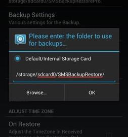 SMS Backup & Restore Pro 10.05.504 پشتیبان گیری و بازیابی اس ام اس