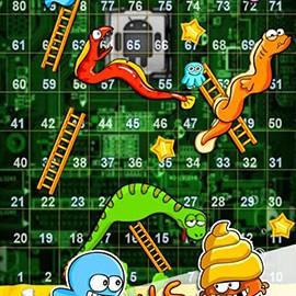 Snakes & Ladders Aquarium FULL 1.5 دانلود بازی مار و پله اندروید