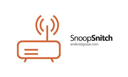 SnoopSnitch 1.0.1 دانلود نرم افزار اطلاع از جاسوسی هکرها از موبایل