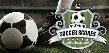 Soccer Scores Pro – FotMob 58.0.3476.20170627 نتایج زنده بازی های فوتبال