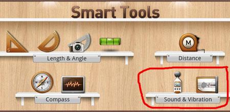 Sound Meter Pro 2.5.4 دانلود نرم افزار صدا سنج اندروید