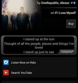 SoundHound ∞ Music Search 8.9.1 دانلود برنامه شناسایی آهنگ اندروید