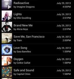 SoundHound ∞ Music Search 8.9.3 دانلود برنامه شناسایی آهنگ اندروید