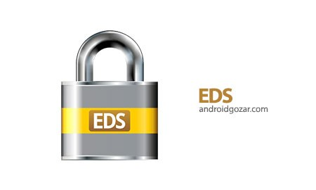 EDS 2.0.0.200 دانلود نرم افزار ذخیره و رمزگذاری اطلاعات اندروید