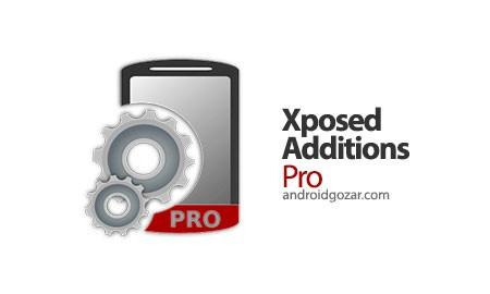 Xposed Additions Pro 3.6.3 Patched دانلود نرم افزار ضمیمه های اکسپوزد
