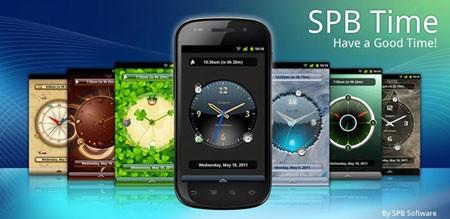 SPB Time 3.5.3 دانلود نرم افزار ابزار زمان