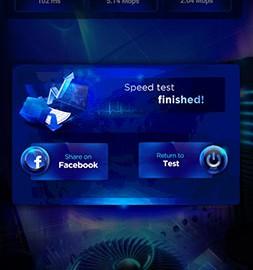 V-SPEED Speed Test Premium 3.9.1.0 تست سرعت اینترنت اندروید