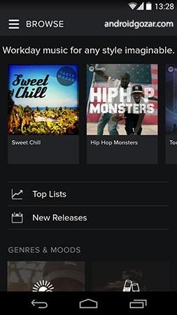 دانلود Spotify Premium 8.5.93.445 برنامه اسپاتیفای پرمیوم اندروید