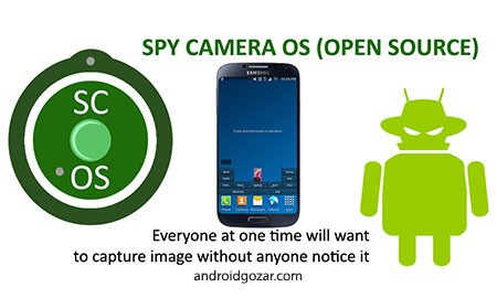 Spy Camera OS 2 (SC-OS2) Donate 0.4.2 دانلود دوربین جاسوسی اندروید