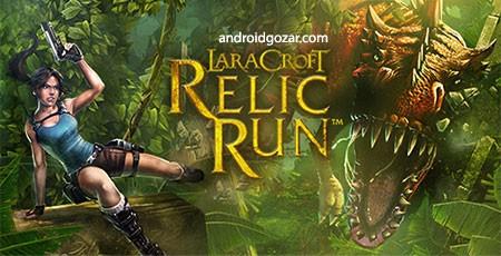 Lara Croft: Relic Run 1.10.97 دانلود بازی لارا کرافت+مود+دیتا