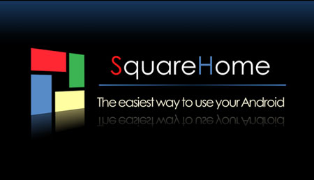 SquareHome.Tablet (Launcher) Full 1.6.4 دانلود لانچر مترو ویندوز