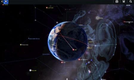 Star Chart Infinite 4.1.9 دانلود نرم افزار صورت های فلکی + دیتا