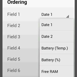 Status Bar Mini PRO 1.0.223 سفارشی سازی نوار وضعیت اندروید