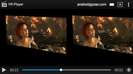 VR Player PRO 2.0.11 دانلود نرم افزار پخش فیلم و موسیقی اندروید