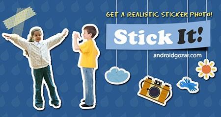 StickIt! – Photo Sticker Maker Pro 1.4.6 دانلود نرم افزار جدا کردن عکس از پس زمینه (ساخت استیکر)