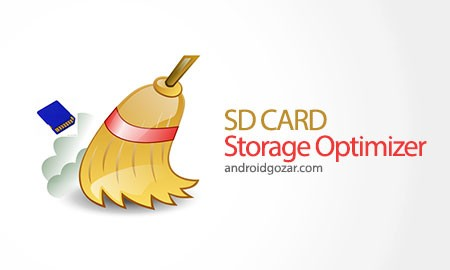 SD CARD Storage Optimizer Pro 3.6.1 بهینه سازی کارت SD
