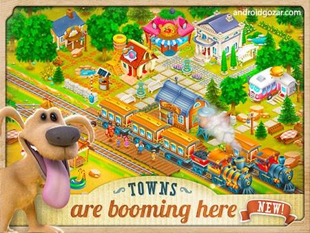 Hay Day 1_43_150 دانلود بازی کشاورزی و مزرعه داری هی دی اندروید