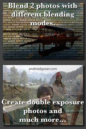 دانلود Superimpose 6.1.5 نرم افزار قرار دادن عکس ها بر روی هم اندروید