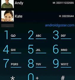 Swipe Dialer Pro 1.9.4 دانلود نرم افزار شماره گیر