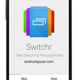 Switchr Pro – App Switcher 5.0 دانلود نرم افزار سوئیچ بین برنامه ها