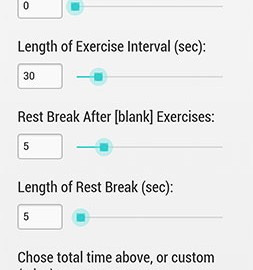 Sworkit Personalized Workouts Premium 8.2.0 تمرینات ورزشی در اندروید