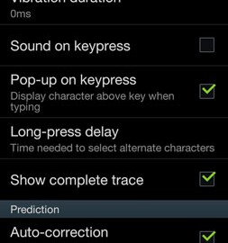 Swype Keyboard Full 3.2.4.3020400.50699 دانلود صفحه کلید سریع