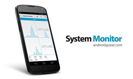 System Monitor 1.5.1 Patched دانلود نرم افزار موبایل نظارت سیستم