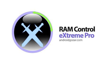 RAM Booster eXtreme Pro 3.6.1p دانلود نرم افزار کنترل رم اندروید
