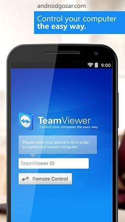 دانلود TeamViewer for Remote Control 14.7.253 کنترل کامپیوتر از راه دور با موبایل
