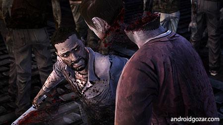 The Walking Dead: Season One 1.20 دانلود بازی مردگان متحرک: فصل اول+دیتا