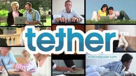 Tether for Android – Premium 1.1.0.2 اشتراک مستقیم اینترنت موبایل