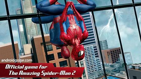 دانلود The Amazing Spider-Man 2 1.2.8d بازی مرد عنکبوتی شگفت انگیز 2 اندروید