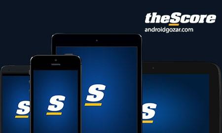 theScore: Sports & Scores 3.20.1 Ad-Free دانلود نرم افزار نتایج لحظه ای مسابقات ورزشی
