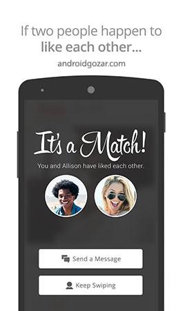 دانلود Tinder Gold 11.26.0 برنامه تیندر شبکه اجتماعی اندروید