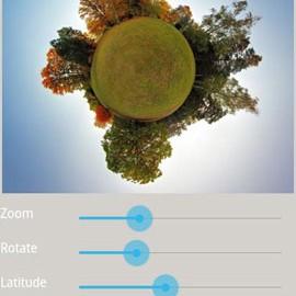 Tiny Planet FX Pro 2.2.9 دانلود نرم افزار تبدیل عکس به سیاره