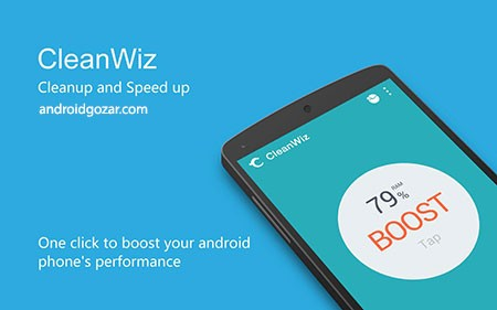 CleanWiz (Toolwiz Cleaner) 4.0.1160 دانلود نرم افزار پاکسازی و افزایش سرعت اندروید