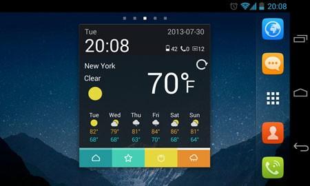 Toucher Pro Premium 1.25 دانلود نرم افزار دسترسی سریع اندروید