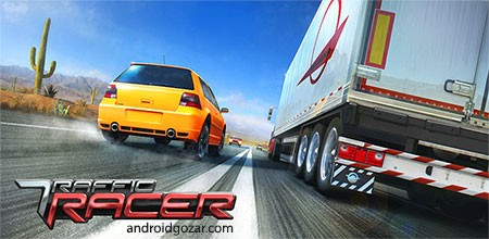 Traffic Racer 2.4 دانلود بازی موبایل مسابقه در ترافیک اندروید + مود