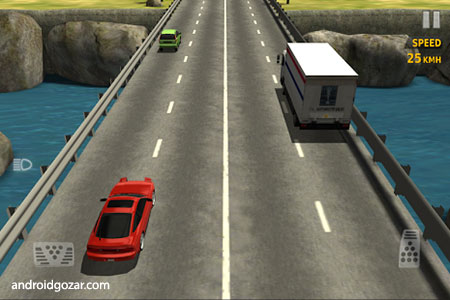 دانلود Traffic Racer 3.5 – بازی مسابقه در ترافیک اندروید + مود