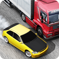 Traffic Racer 2.5 دانلود بازی موبایل مسابقه در ترافیک اندروید + مود