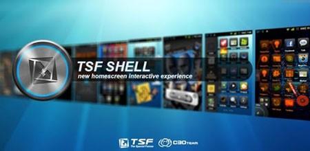 TSF Launcher 3D Shell Prime 3.9.4 دانلود لانچر منحصر به فرد اندروید