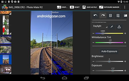 Photo Mate R3 3.5 دانلود نرم افزار ویرایش عکس و تبدیل فرمت RAW پیشرفته