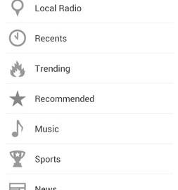 دانلود TuneIn Radio Pro 23.3.1 – برنامه رادیو جهانی اندروید