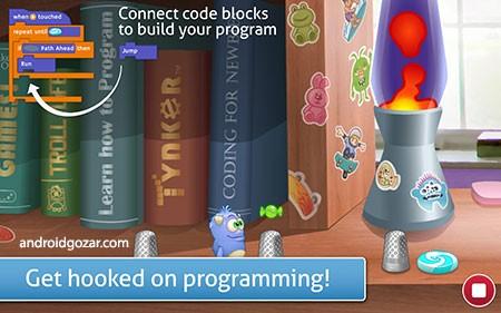 Tynker Premium – Learn to code 2.1.0 آموزش برنامه نویسی با بازی+دیتا