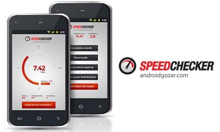 Internet Speed Test 2G,3G,LTE,Wifi Premium 2.1.6 تست سرعت اینترنت اندروید