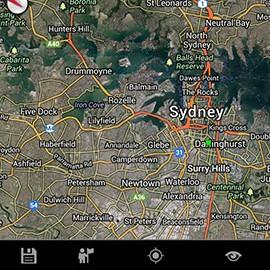 دانلود Ultra GPS Logger 3.171 برنامه ردیاب جی پی اس اندروید