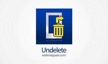 Undelete for Root Users FULL 2.1.3.10 بازیابی فایل های پاک شده