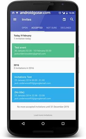 Today Calendar Pro 4.0.6.4 Patched دانلود نرم افزار تقویم حرفه ای